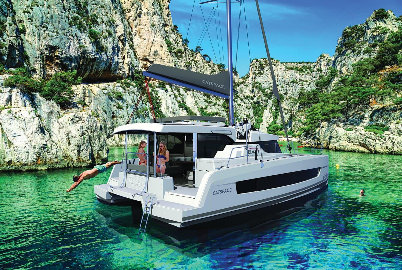 Catamaran BALI CATSPACE Voile
