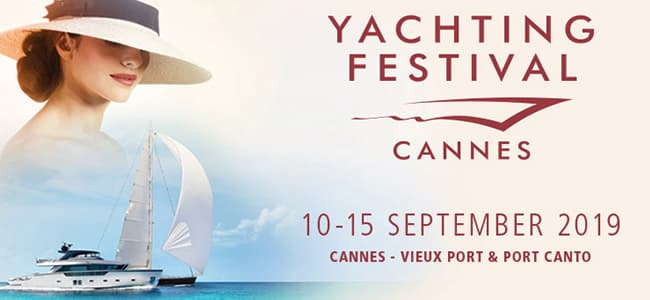 Salon Nautique Cannes 2019
