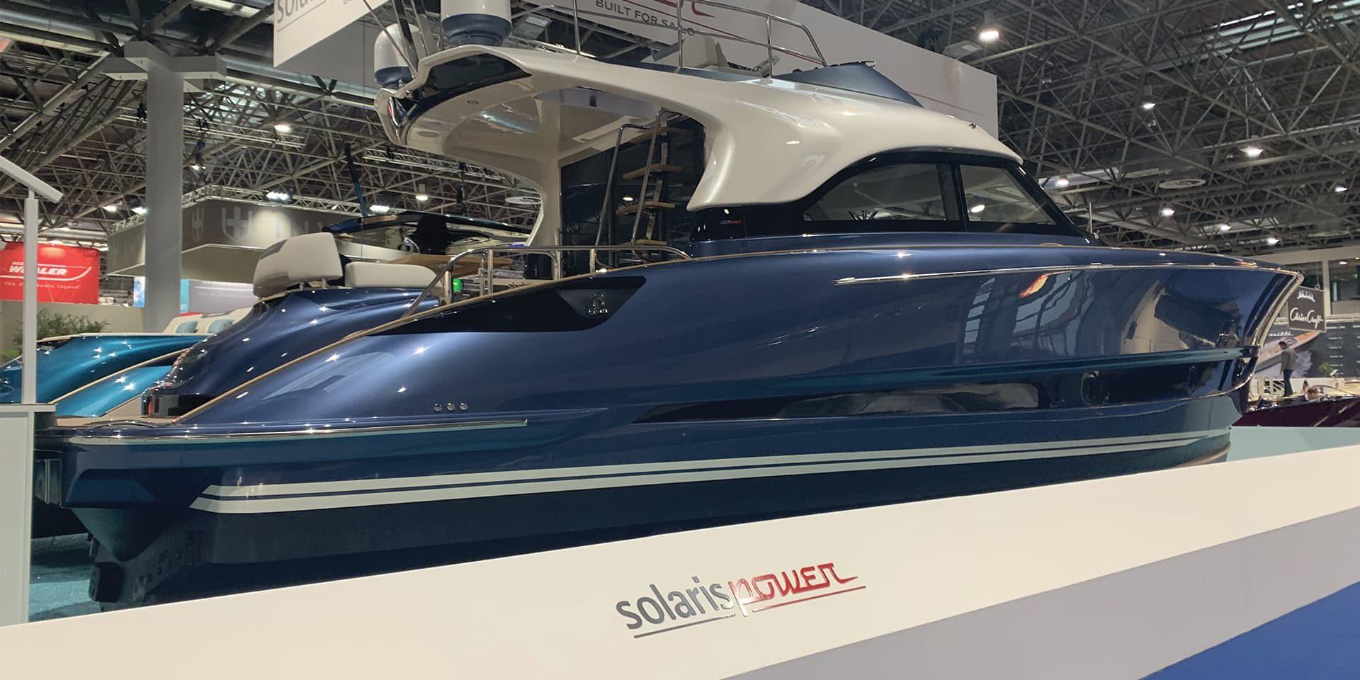 Solaris 48 Flybridge